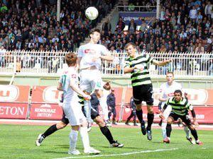 Konyaspor: 0 - Akhisar: 0
