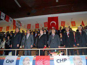 CHP İl Kongresi yapıldı