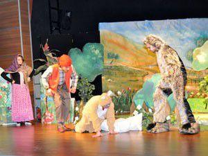 Meram Belediyesinden tiyatro etkinliği