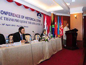 Dünya Tarihi Kentler Birliği konferansı toplandı