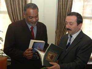 Sudan Başkonsolosu Selçukta