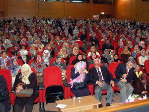 Kadınlara özel Kutlu Doğum Haftası konferansı