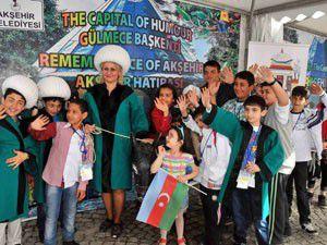 Azerbaycan heyetinden Akşehire ziyaret