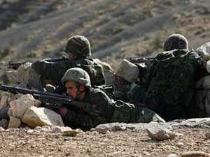 Binbaşı: Deşifre olmamıza rağmen arazide tutulduk