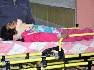 Akkisede trafik kazası: 3 yaralı