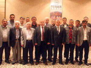 PERDERde Ali Kaya yeniden başkan seçildi