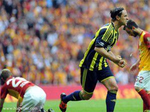 Derbinin galibi Fenerbahçe