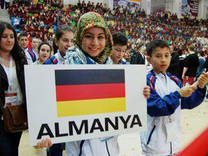 Almanyayı temsil eden 7 Türk