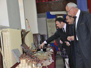 Seydişehirde Tarihe Yolculuk sergisi