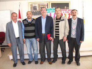 Karapınar Belediyesporda Çelebi yeniden başkan