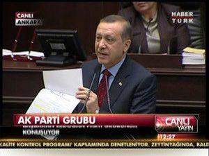 Başbakan o belgeyi açıkladı