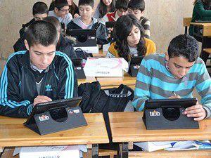 Tablet bilgisayarla çocuklar daha mı akıllı olacak