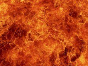 E Tipi Kapalı Cezaevinde yangın