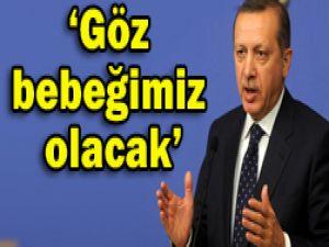 Erdoğan:İmam Hatipler göz bebeğimiz