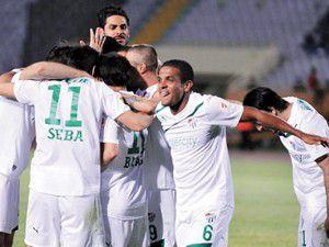 Ziraat Türkiye Kupasında ilk finalist Bursaspor