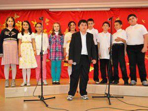 A.Aymazda Gülden Dökülen Nağmeler ses yarışması