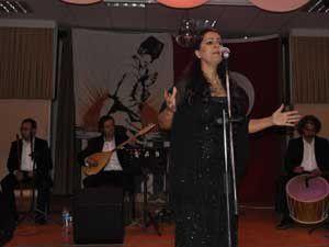 Seydişehirde Türk Halk Müziği konseri
