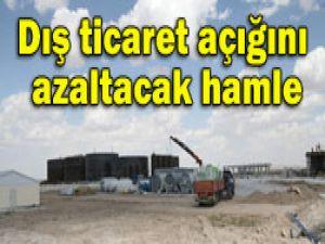 Ham yağ fabrikası, açığı azaltacak