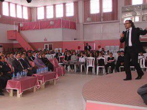 Moral ve motivasyon konferansı