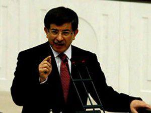 Davutoğlu: Yeni patron Türkiye