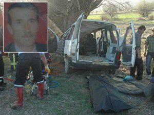 Konyada kaza: 1 kişi öldü
