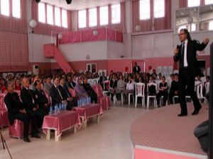 Beyşehirde öğrencilere SBS morali