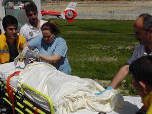 Beyşehirde 2 ayrı kaza