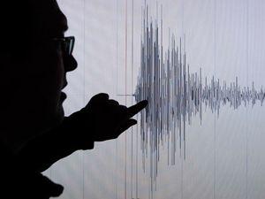 Diyarbakırda deprem paniği