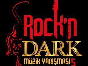 Rockn Dark heyecanı Konyada yaşandı