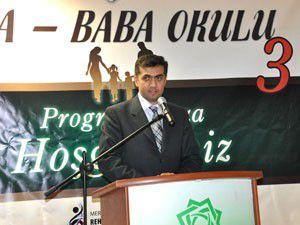 Meram Belediyesi aile seminerlerine devam ediyor