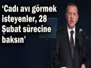 Başbakan MÜSİADda mesaj verdi