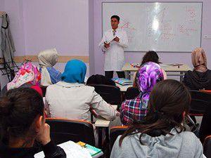 Konya Büyükşehir Belediyesinden kurs