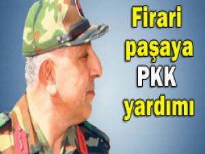 Paşaya PKK yardım etmiş!