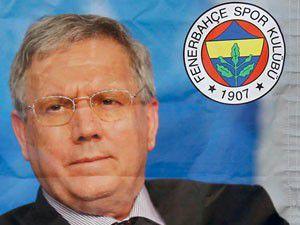 Aziz Yıldırım Fenerbahçe başkanlığına yeniden aday
