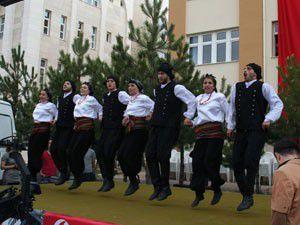 S.Ü. Beyşehirde gastronomi şöleni