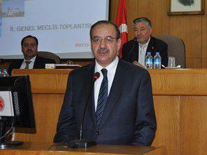 Genişleme bölgesi Mecliste anlatıldı