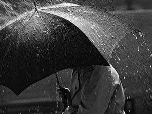 Konyaya bahar yağmuru geliyor