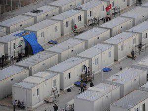 Türkiyeye sığınan Suriyeli sayısı 40 bini geçti