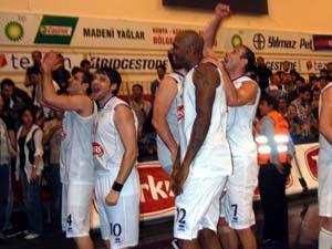 Basketbol 2. Ligi play-off maçları