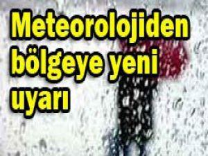 Meteorolojiden yeni uyarı