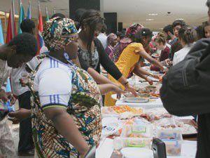Mevlana Üniversitesinde Yemek Festivali