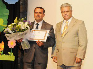 Selçuklu Belediyesine çevre hizmet ödülü