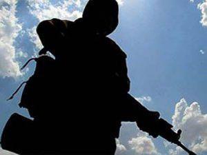 Siirtte çatışma 1 terörist öldürüldü