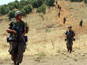 Bitliste 5 terörist ölü ele geçirildi