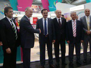 KTO dünyanın en büyük sanayi fuarına katıldı