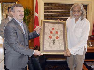 Hindistanlı yönetmen Konyada