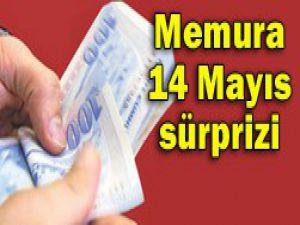 Memura 14 Mayıs sürprizi