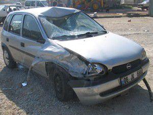 Konyada tarik kazası: 1 ölü