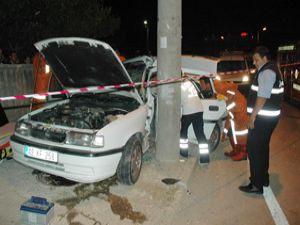 Ehliyetsiz araba kullanmanın bedeli ağır oldu