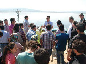 Karatay Gençlik Meclisi gezi düzenledi